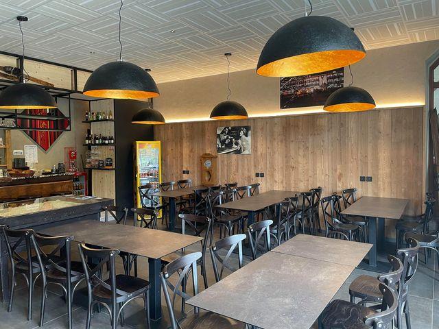 Brasserie au restaurant Le Castillan à La Grave