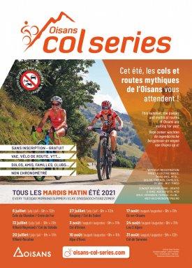 Oisans Col Series – Alpe d'Huez – Avec les Echappées Iséroises