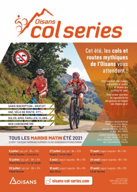 Oisans Col Series – Montée des 2 Alpes – Avec Mountain Collection