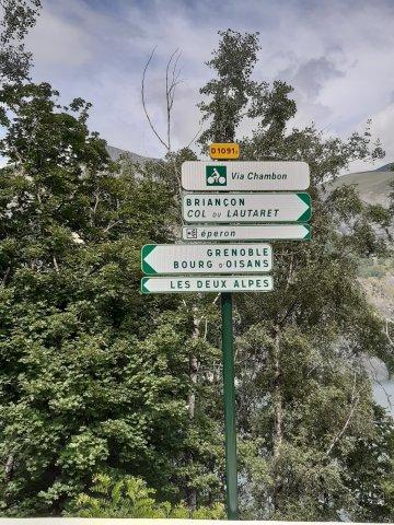 Via Chambon