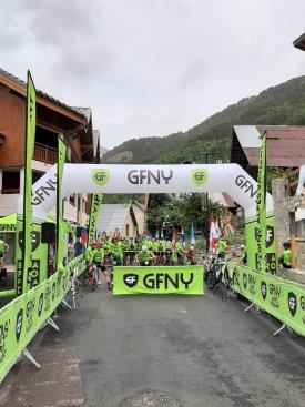 La Vaujany GFNY – course cyclosportive