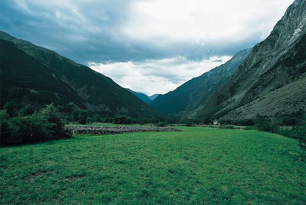 Le tour par le plateau Matheysin (2)