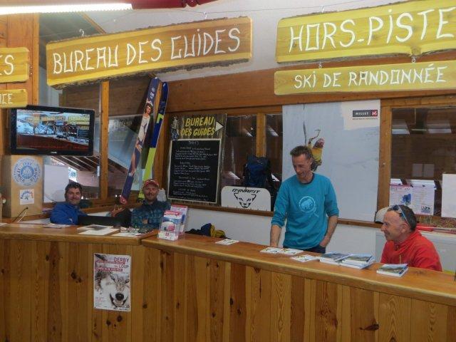 Bureau des guides des 2 Alpes