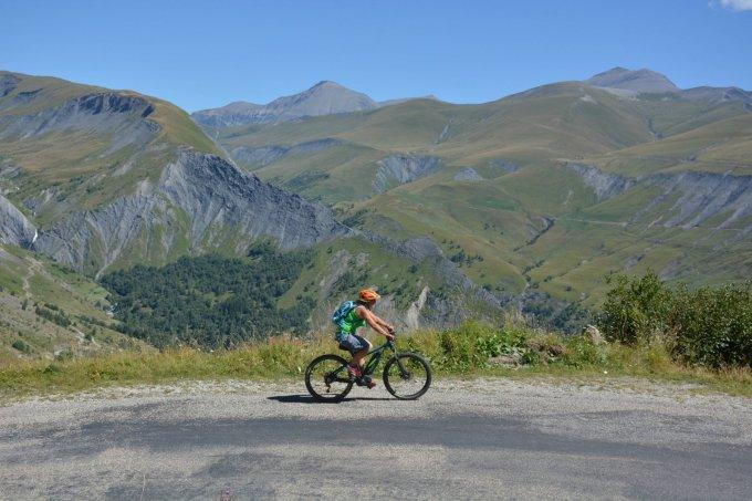La montée de l'Alpe d'Huez, la sauvage