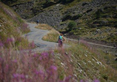 Alpe d'Huez : les gorges de Sarenne en vélo électrique