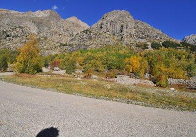 Les 2 Alpes – la Bérarde en vélo électrique