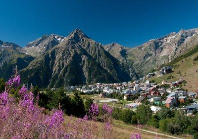 Les 2 Alpes en vélo électrique