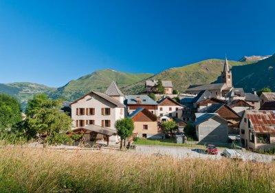 Les villages des 2 Alpes en vélo électrique