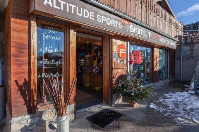 Altidude Sports Alpe d'Huez
