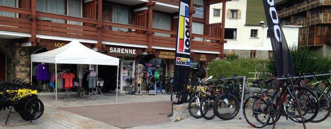 Sarenne Sports