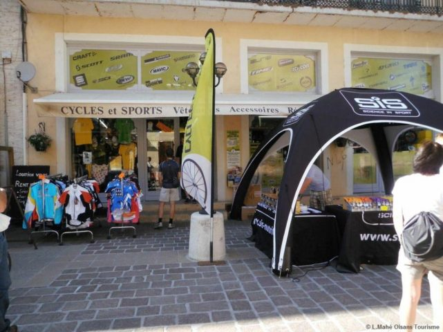 Magasin Cycles et Sport