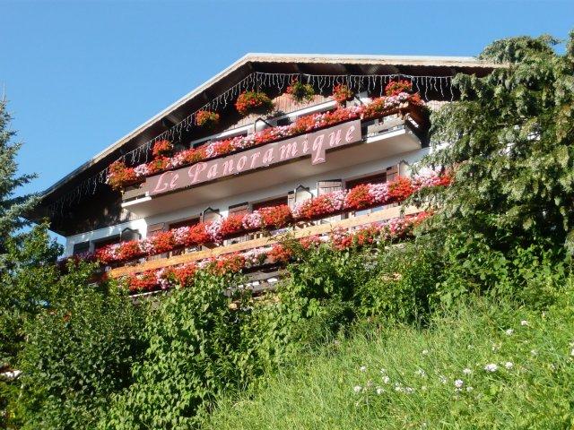 Hôtel panoramique