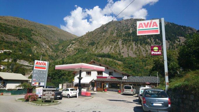 Proxi – Station Avia