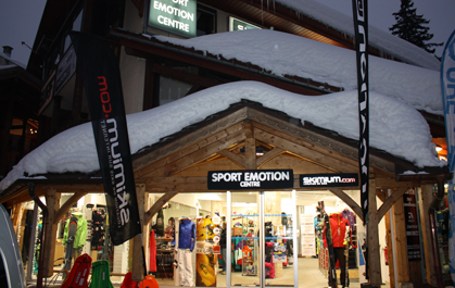 Sport Emotion Centre – Skimium