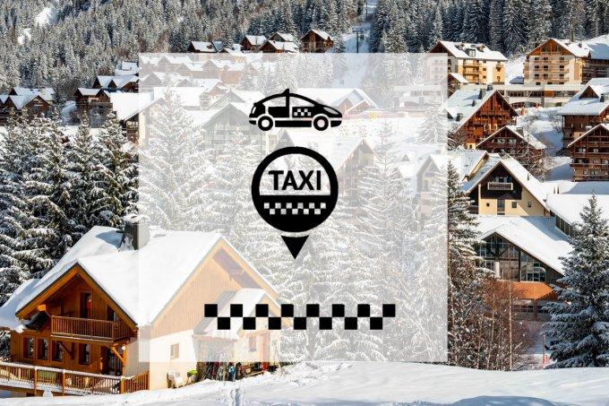 Taxi d'Oz jusqu'à vos stations de ski