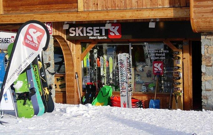 Henri Sports – Skiset