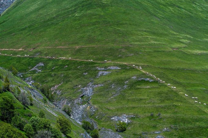 Alpages Besse en Oisans