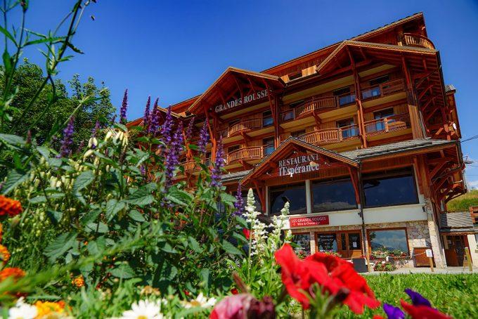 Hôtel Grandes Rousses