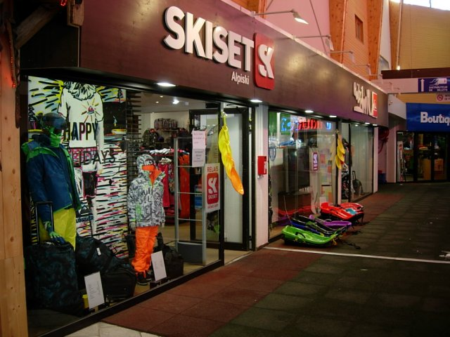 Alpiski – Skiset
