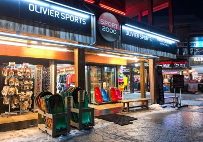 Olivier Sport 2000 by Les Bergers