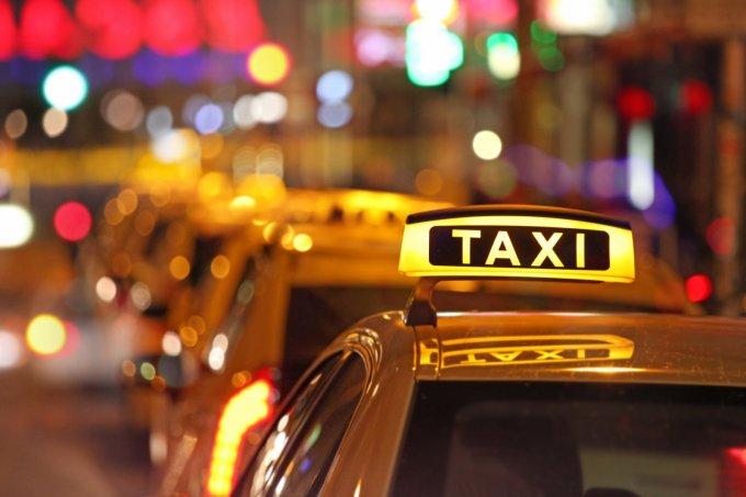Taxis – La Grave