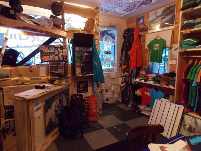 Montagne Bike – Ski Extreme – Original La Grave Shop – La Grave