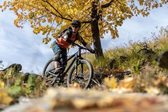 VTT avec Bike La Grave