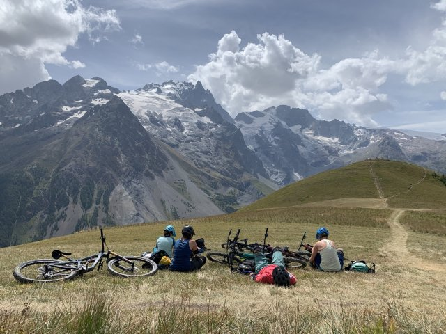 VTT all mountain Bike La Grave