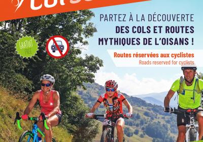 Oisans Col Series – Col de Sarenne