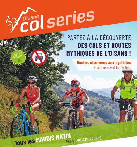 Oisans Col Séries 2021