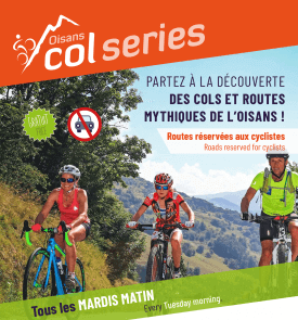 Oisans Col Series – Villard Reculas